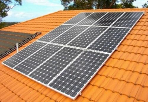 Солнечные панели для дома