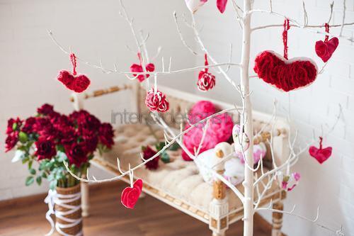 Декор к 14 февраля
