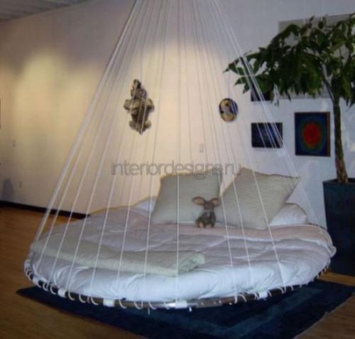 Кровать-качель