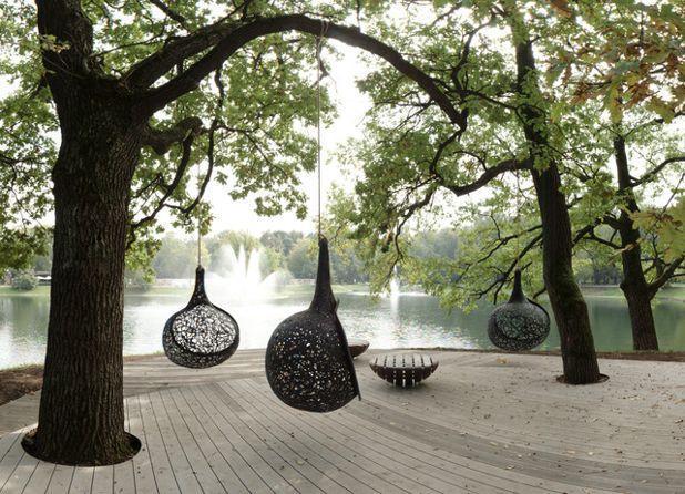 Современный Сад by Terradeck