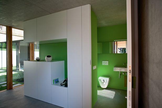 Современный Туалет by elanandez