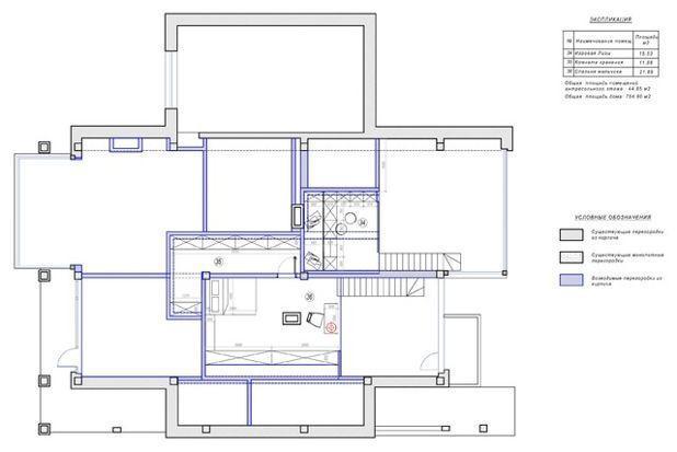 Houzz тур: Дом на четырех этажах с бельчатником и антиквариатом