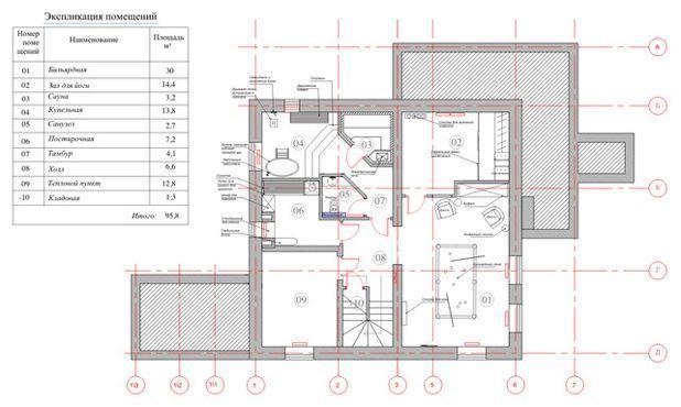 Houzz тур: Дом с кирпичными стенами, которые расписали вручную