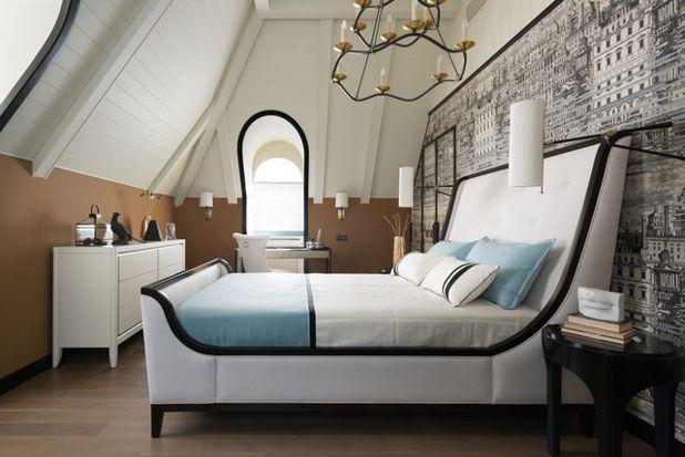 Современная классика Спальня by Desatori