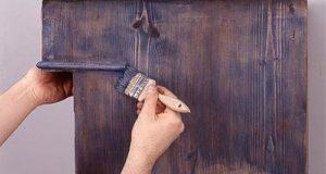 Покраска деревянной мебели своими руками, как это сделать?