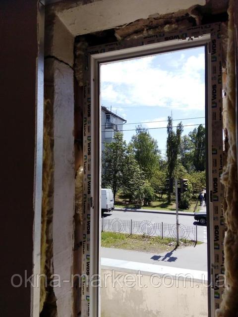 Установка пластиковых окон в Киеве