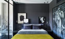 Houzz тур: Апартаменты, наполненные современным искусством (20 photos)