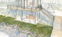 Вопрос: А разве надо согласовывать проект частного дома (16 photos)